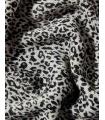 Fular lung cu animal print  - 2