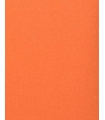 Rochie lejera portocalie cu volanase  - 6