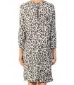 Rochie lejera cu imprimeu stil leopard  - 2