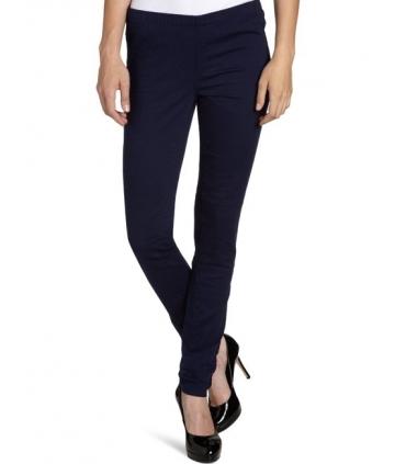 Pantaloni skinny galbeni stil colanti  - 3