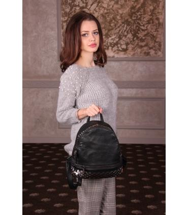 Rucsac Fashion Negru  - 6