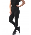 Colanti stil pantalon culoare neagra