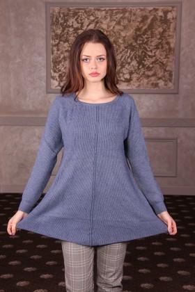 Pulover Melody Albastru  - 1