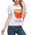 Tricou Funky Friends Fries  - 4
